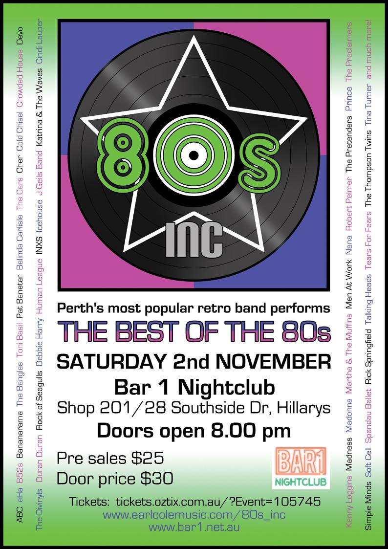80s Inc 2nd Nov 2019 WEB2
